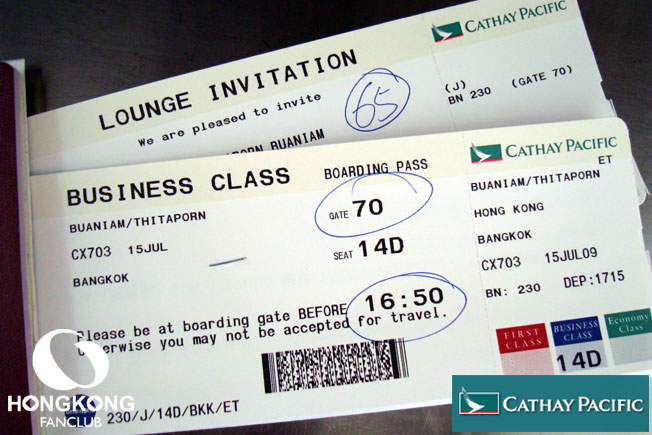 how to cancel ticket cathay pacific