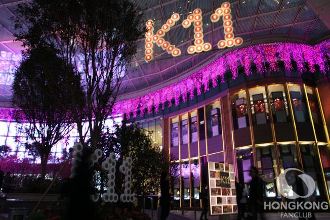 K11 - ห้างใหม่ย่าน Tsim Sha Tsui