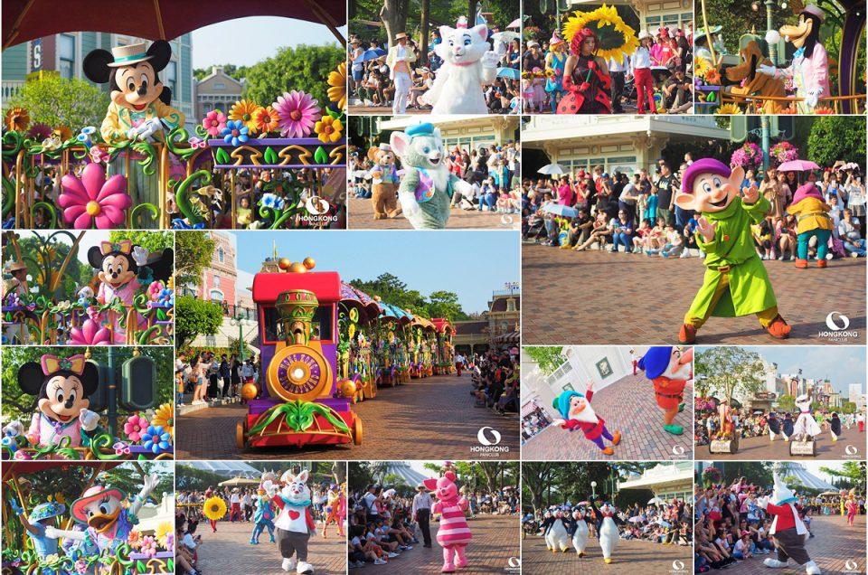 Disney Friends Springtime Carnival 15 มีนาคม ถึง 20 มิถุนายน 2561