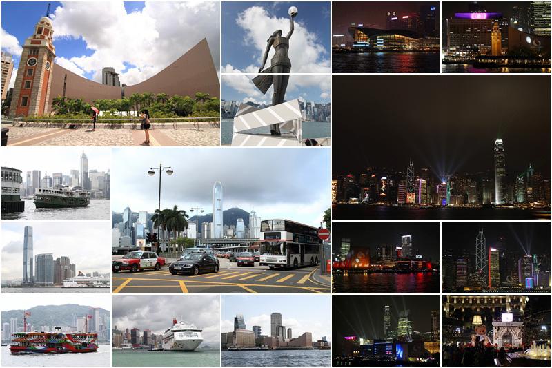 รถประจำทาง Mongkok >Yau Ma Tei >Jordan >Tsim Sha Tsu >Star Ferry (เจาะลึก)
