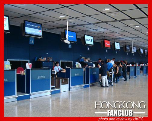Airport Express - นั่งรถไฟจากสนามบินฮ่องกงเข้าตัวเมืองสะดวกมาก